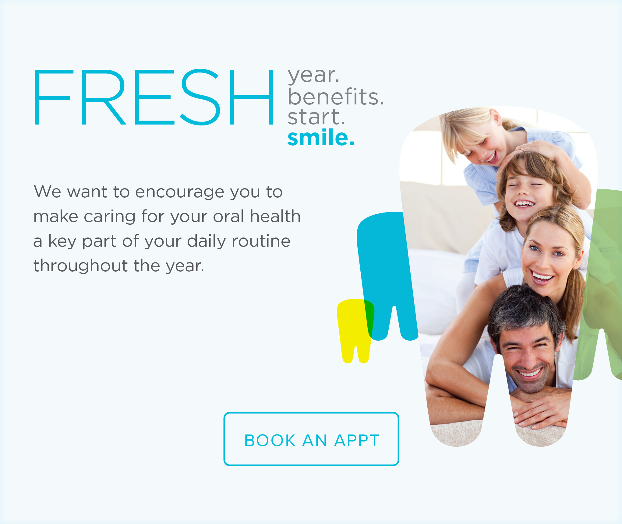Shawnee Modern Dentistry - Make the Most of Your Benefits