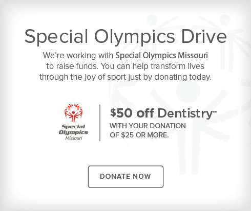 Special Olympics Drive - Shawnee Modern Dentistry